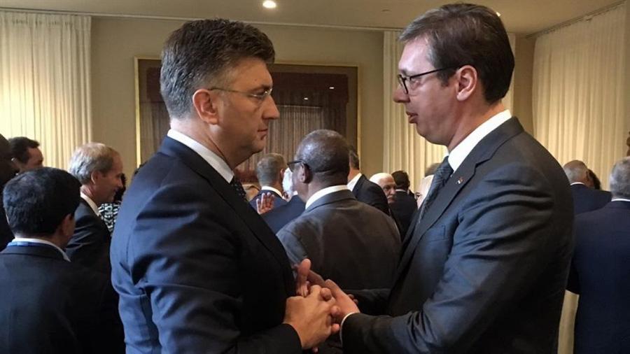 Prema Plenkoviću, Vučić malo pretjeruje a Pupovac ni malo