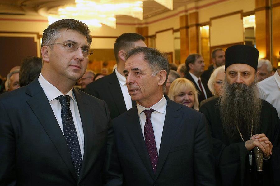 Andrej Plenković svjesno ili nesvjesno sudjeluje u unutarnjoj ...