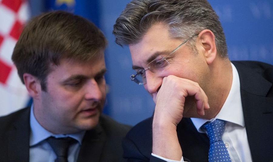 Zašto Andrej Plenković i dalje favorizira Tomislava Ćorića