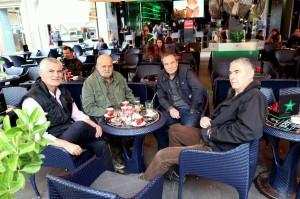 Marko Marković, Dinko Dedić, Marko Jurič, Željko Glasnović